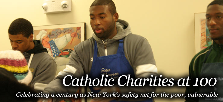Catholic Charities slider