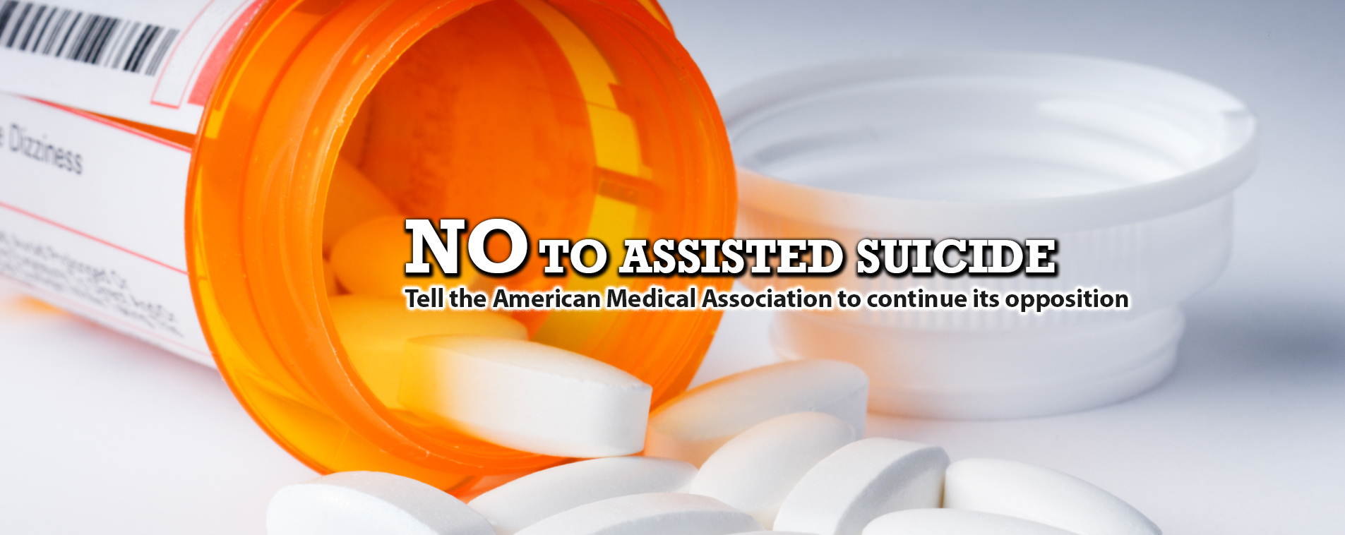 No to Assisted suicide