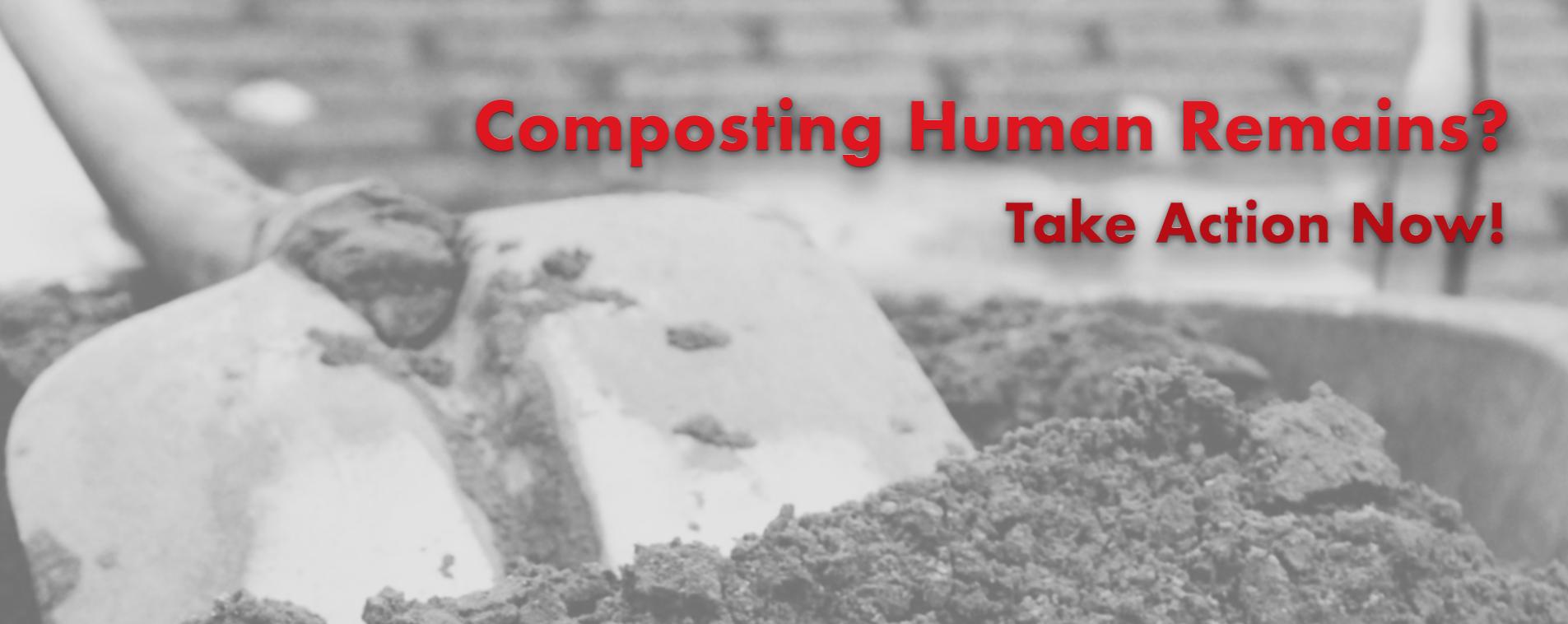 Human Composting Slider