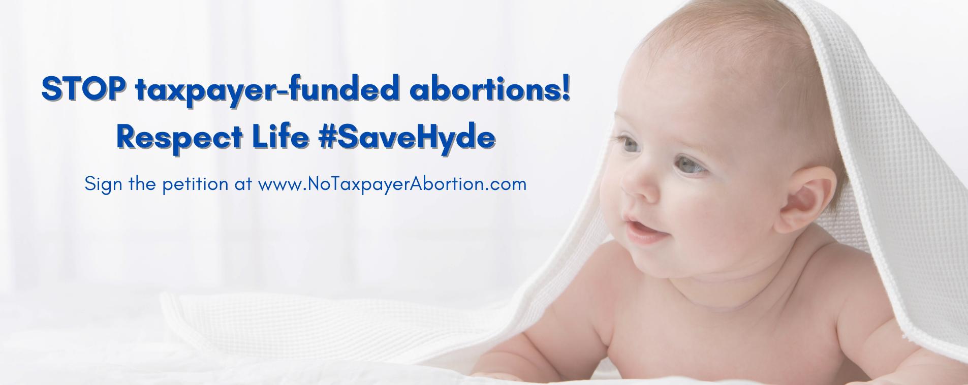 Hyde Amendment 2021